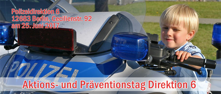Präventionstag Direktion 6