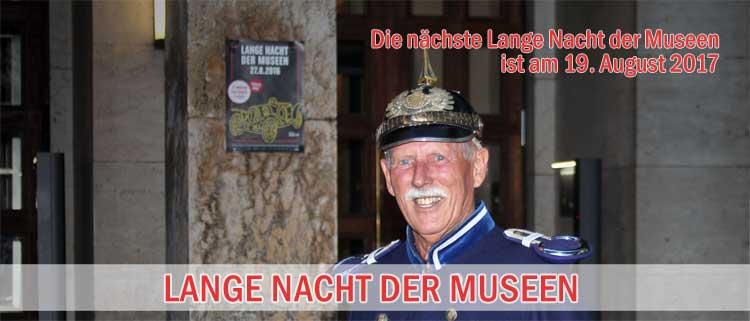 Lange Nacht der Museen 2017