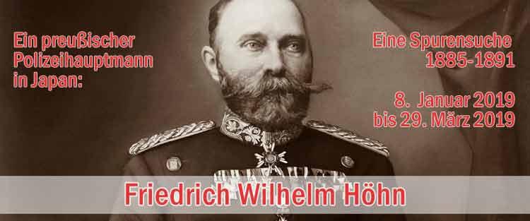 Friedrich Wilhelm Höhn – Eine Spurensuche 1885-1891