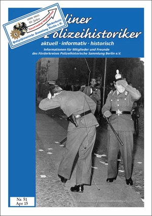 Der Berliner Polizeihistoriker