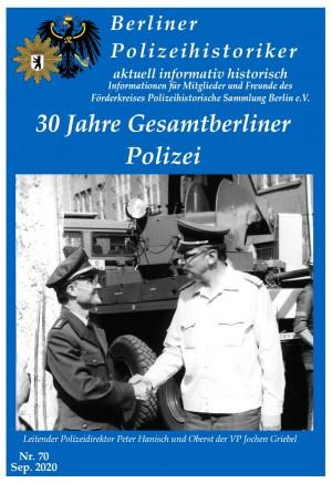 Berliner Polizeihistoriker 70